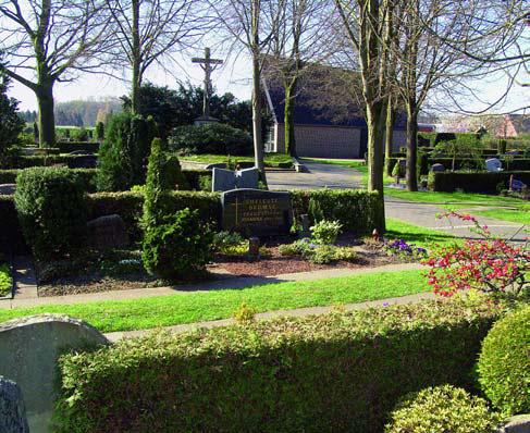 Friedhofskapelle Liesborn